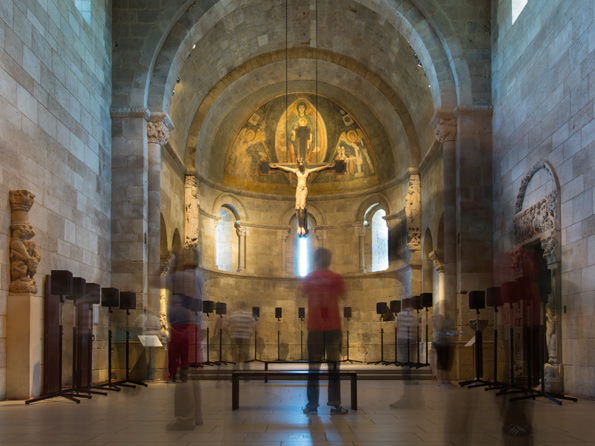 Forty-Part Motet at The Cloisters (source, Metropolitan Museum of Art; photographer, Wilson Santiago)